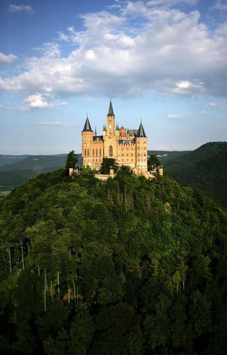 Замок зигмаринген