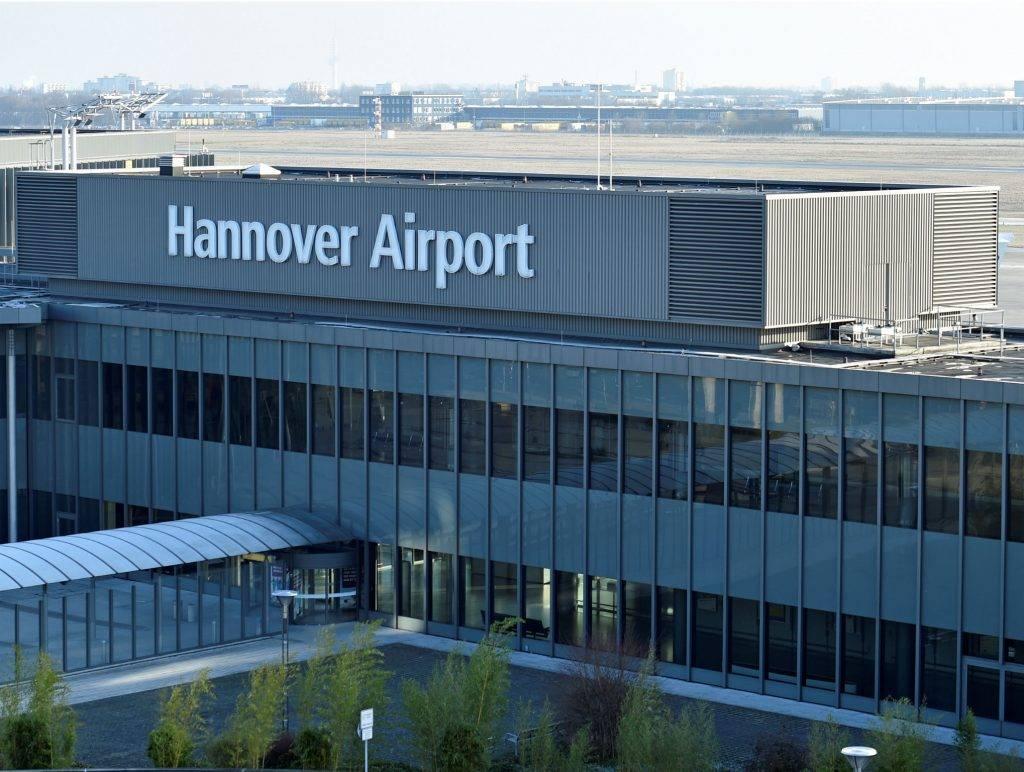 Ганновер аэропорт - hannover airport