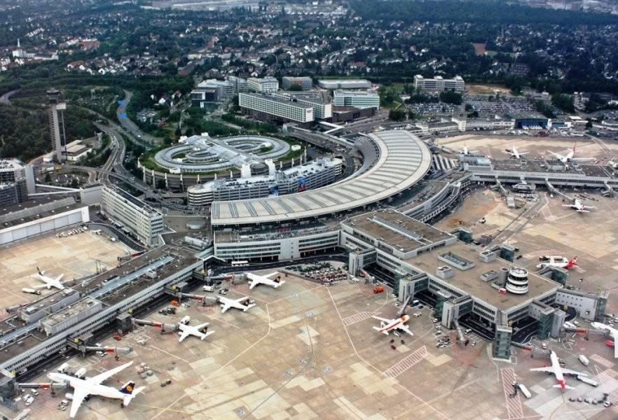 Аэропорт дюссельдорф: адрес, справочные телефоны, терминалы, как добраться до аэропорта