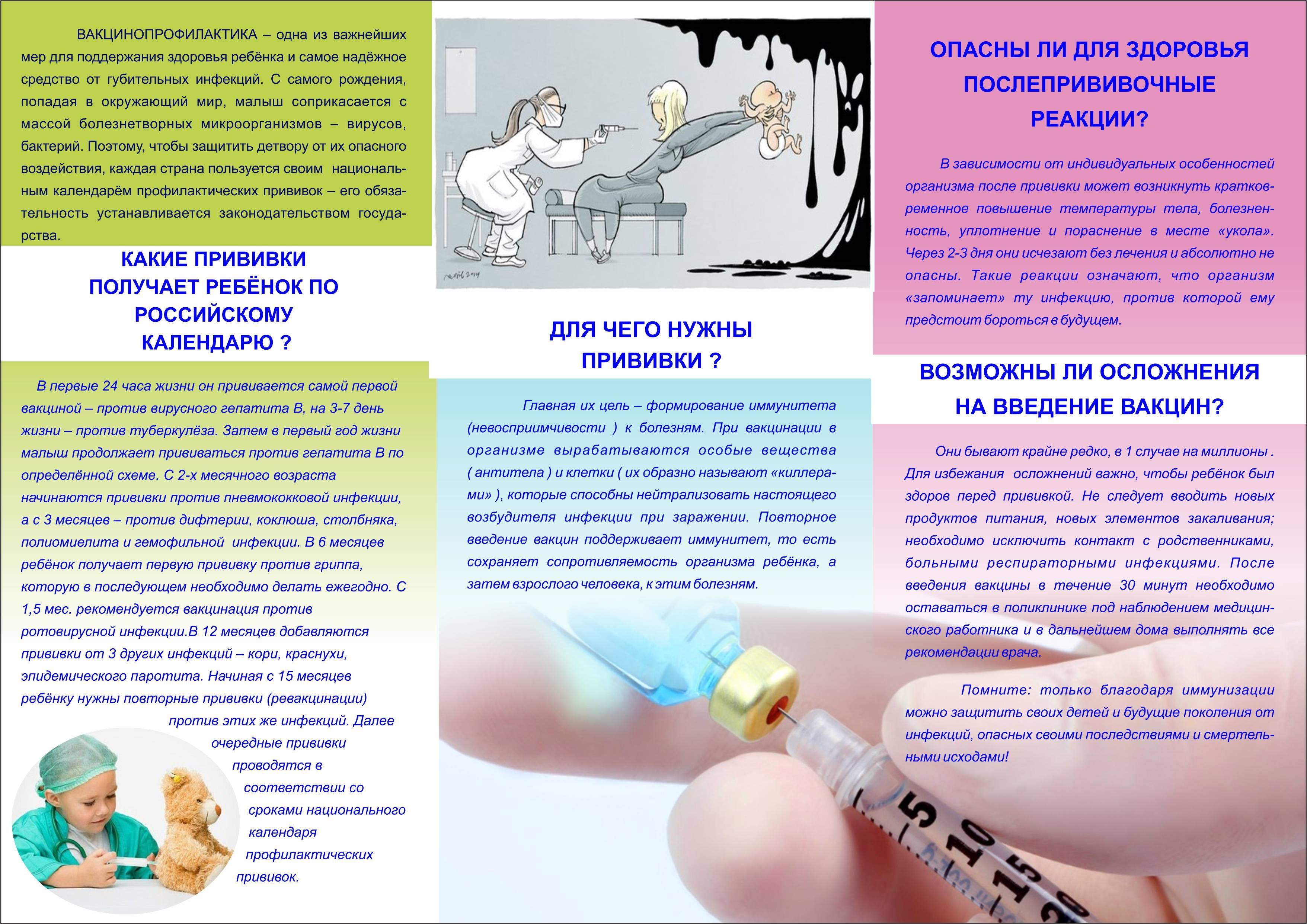 Как организована вакцинация в Испании