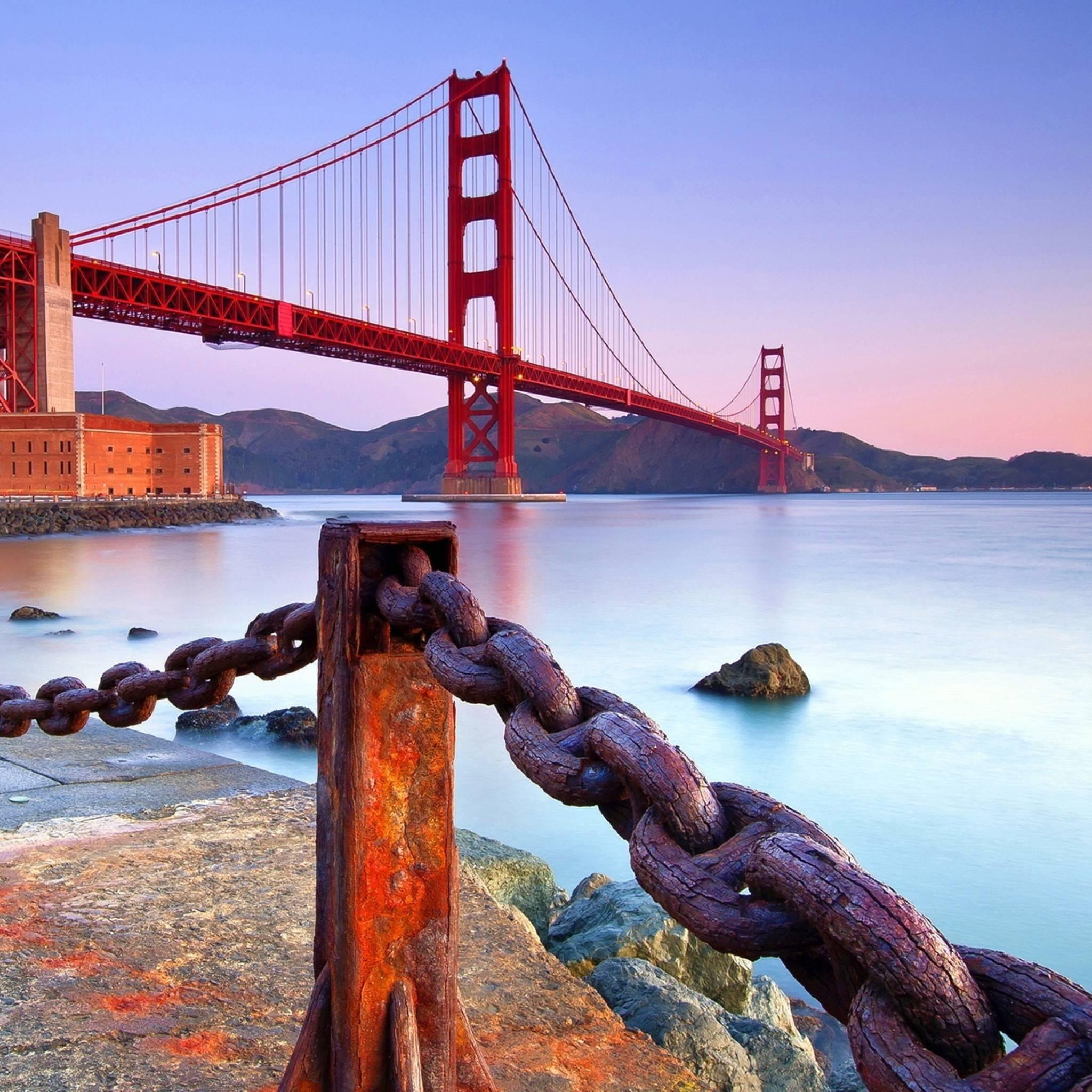 История моста золотые ворота и знакомство с достопримечательностью сан-франциско