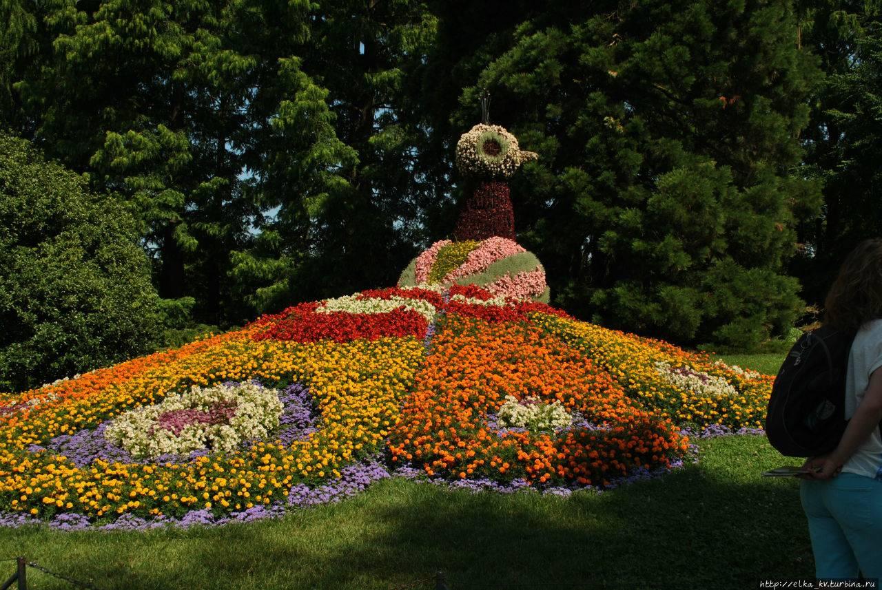 Майнау - остров цветов - непутевые заметки - медиаплатформа миртесен