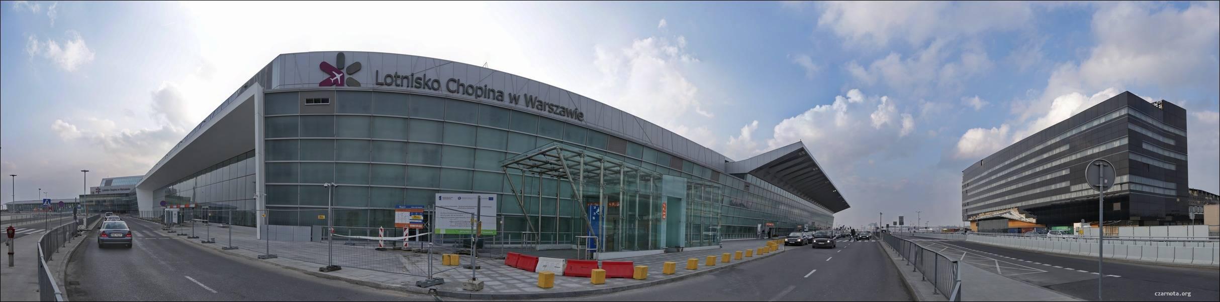 Схема аэропорта варшавы на русском языке