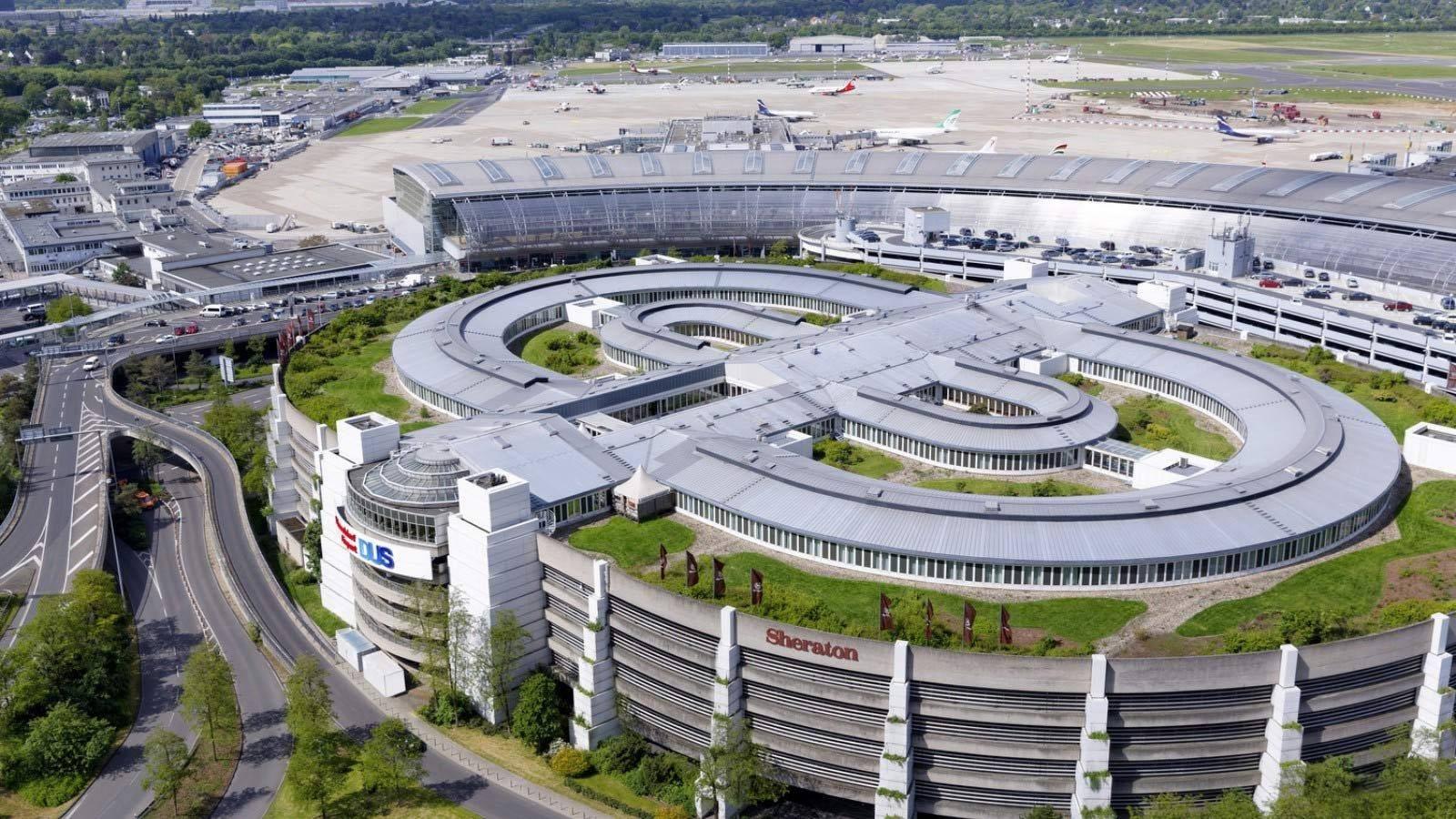 Wikizero - дюссельдорф (аэропорт)