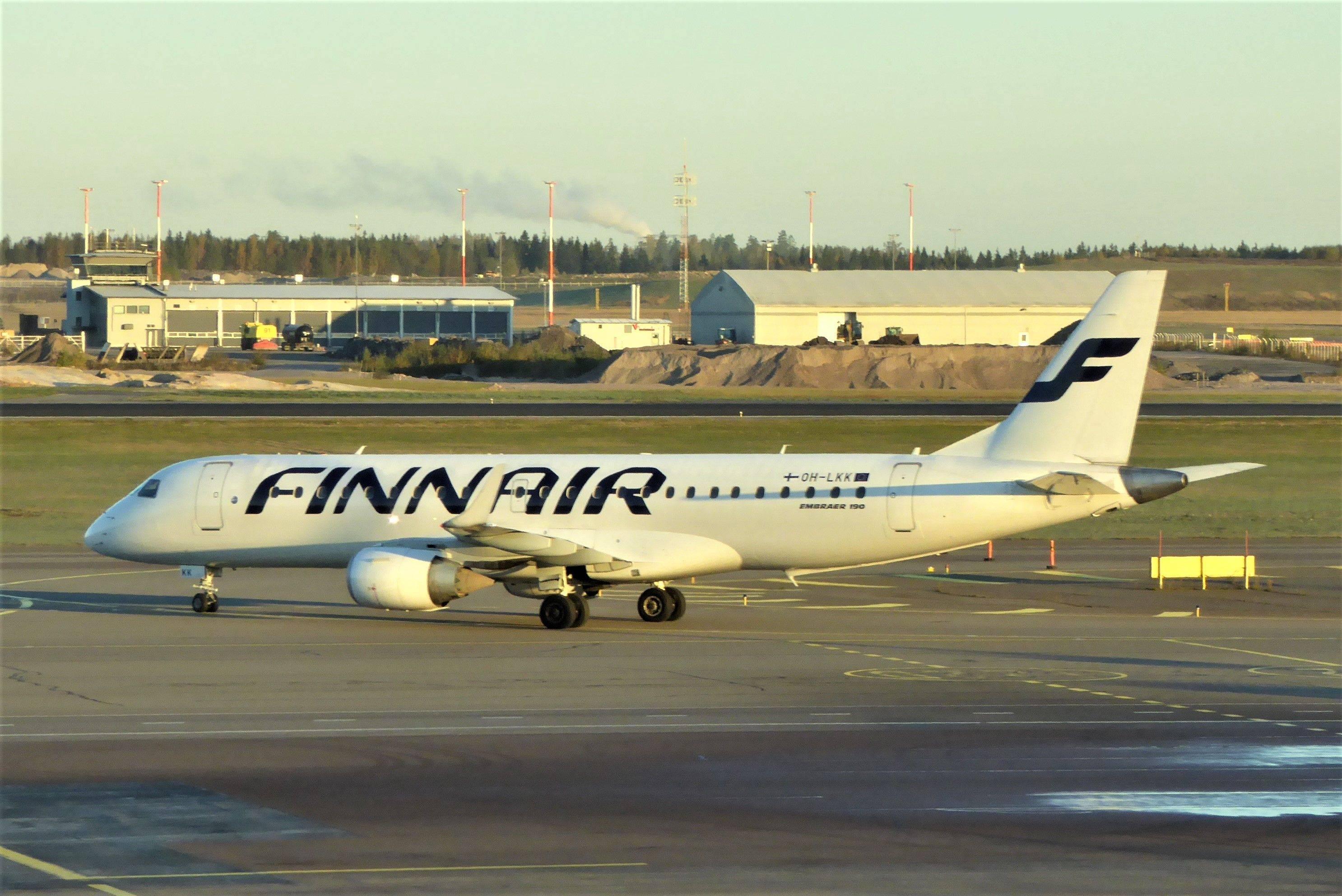 Авиакомпания finnair объявила о возобновлении рейсов в москву и санкт-петербург