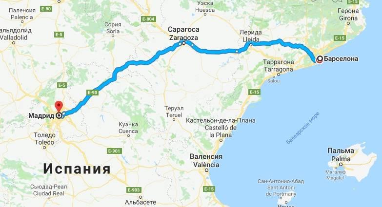 Из жироны в барселону (аэропорт-город) — как добраться самостоятельно на поезде и автобусе, машине или с трансфером: расстояние