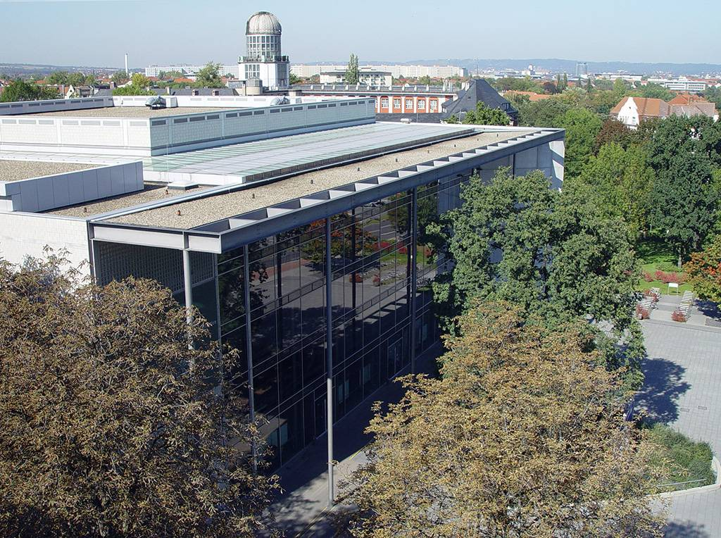 Дрезденский технический университет | technische universität dresden