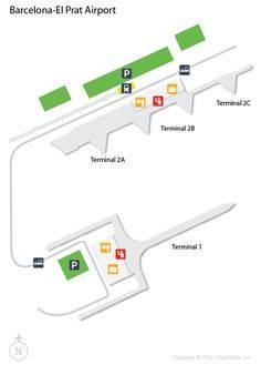 Аэропорт барселоны эль-прат и как добраться до центра города