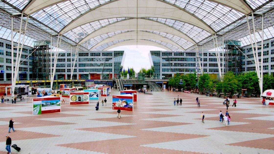 Аэропорт мюнхена: описание, схема, как добраться