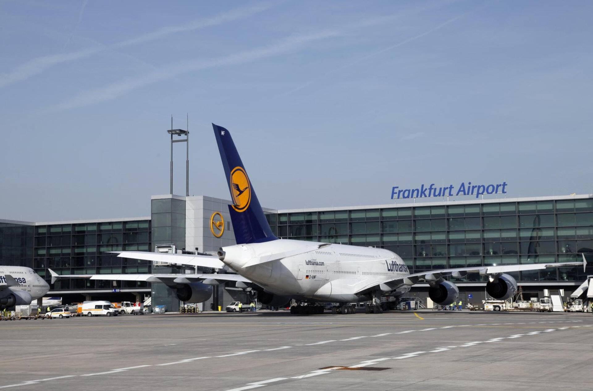 Франкфурт-на-майне аэропорт