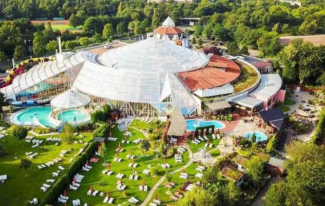 Чем замечательны аквапарки Германии