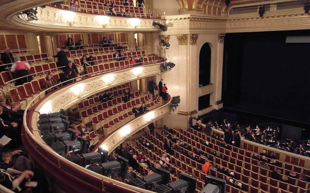 Wikizero - берлинская государственная опера