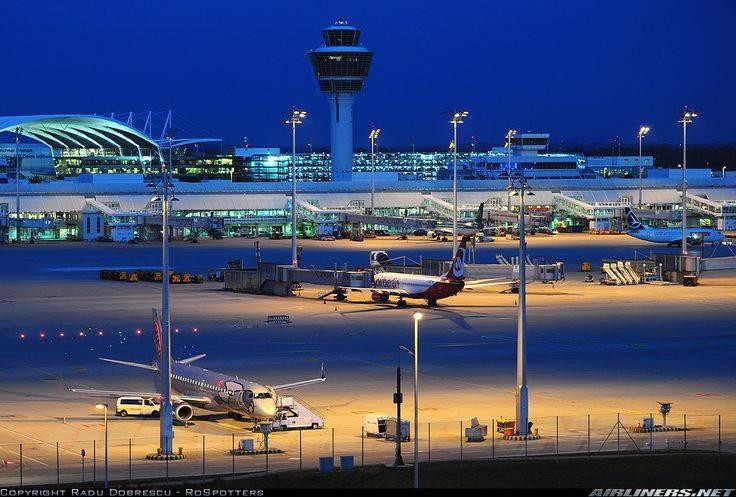 Munich international airport (muc)