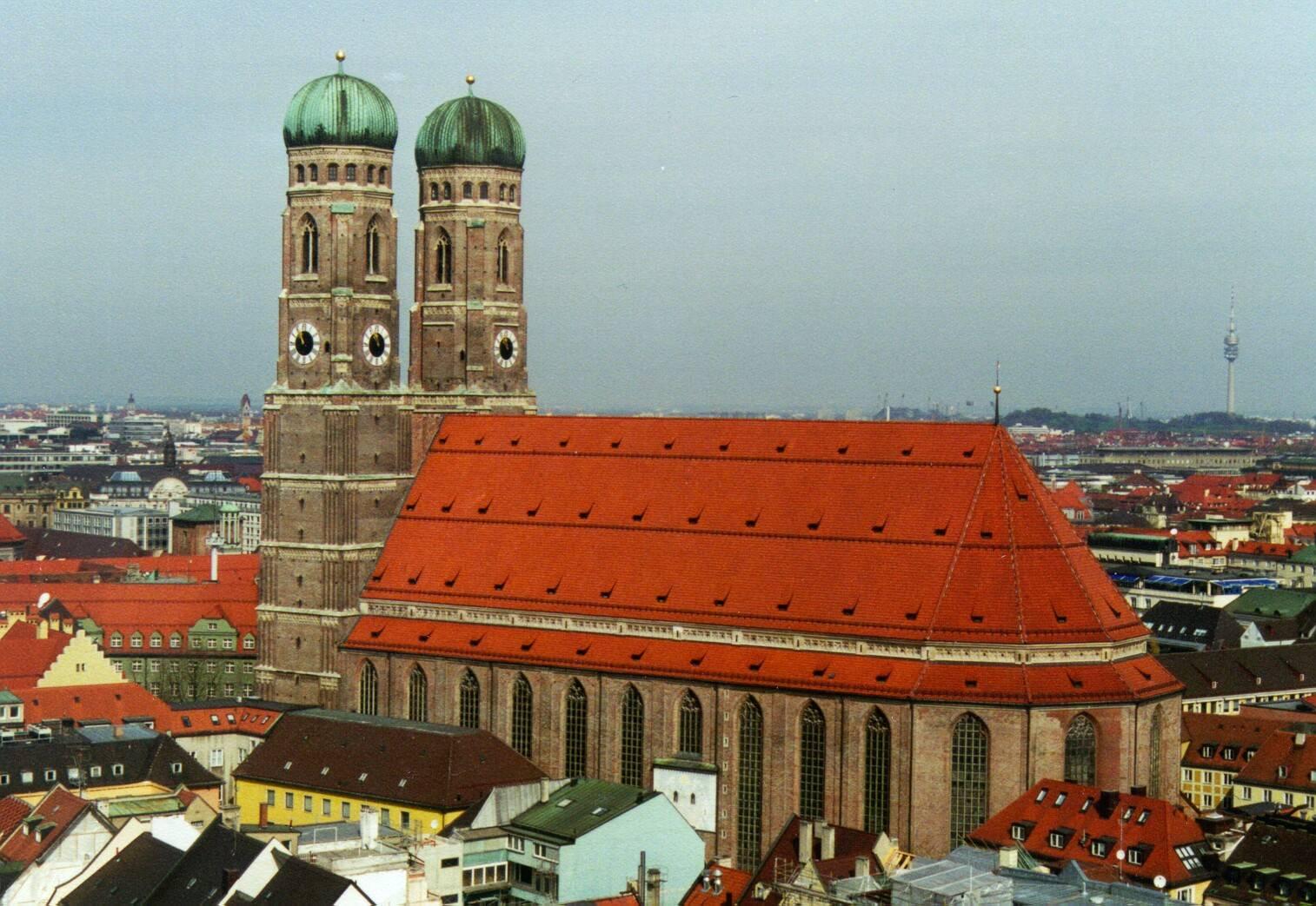 Церковь азамкирхе в мюнхене: история, описание