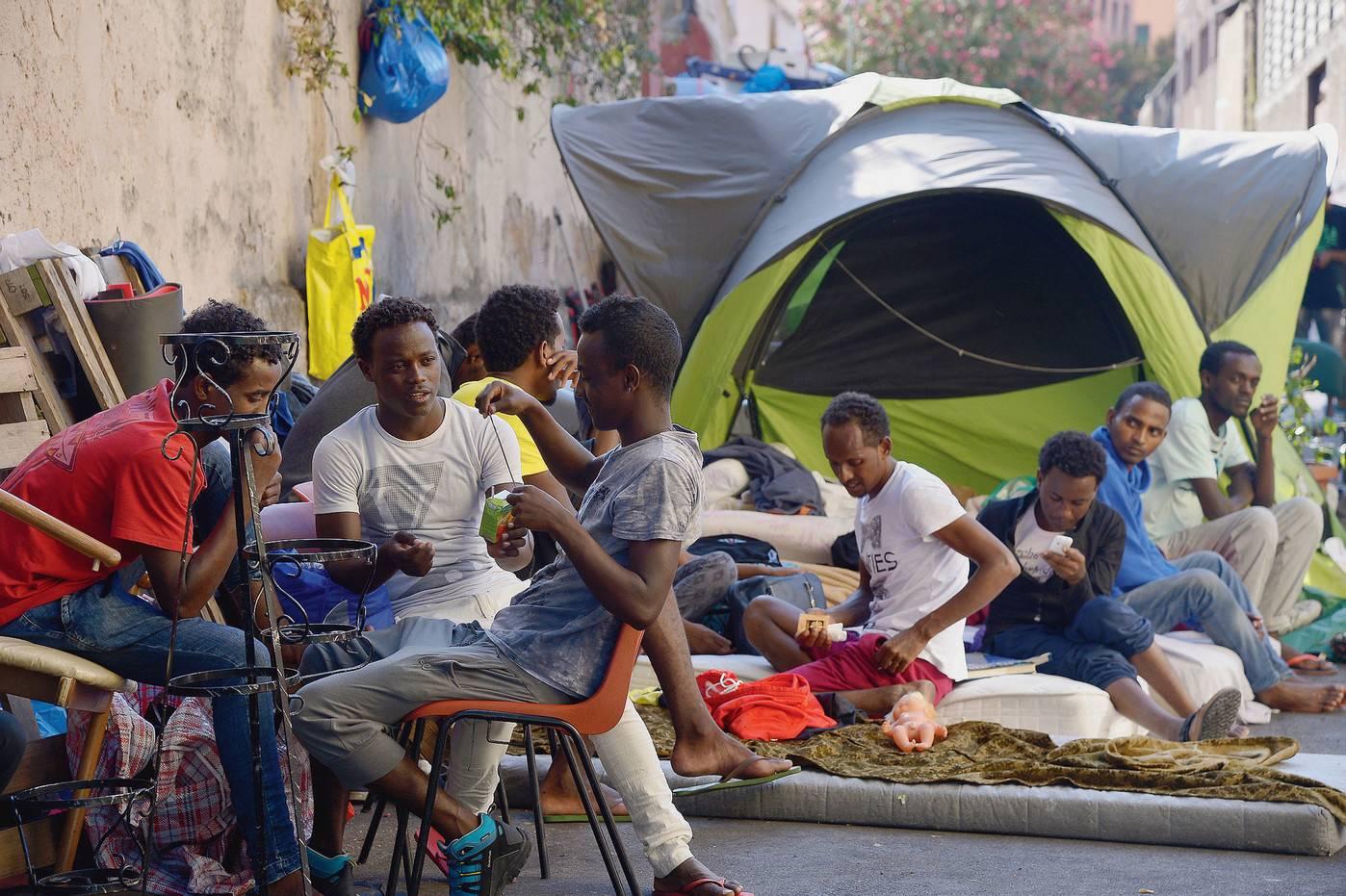10 стран, где можно получить статус беженца