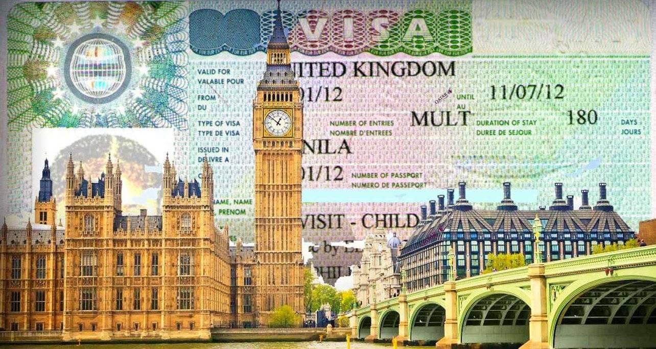 Безвизовый въезд в великобританию