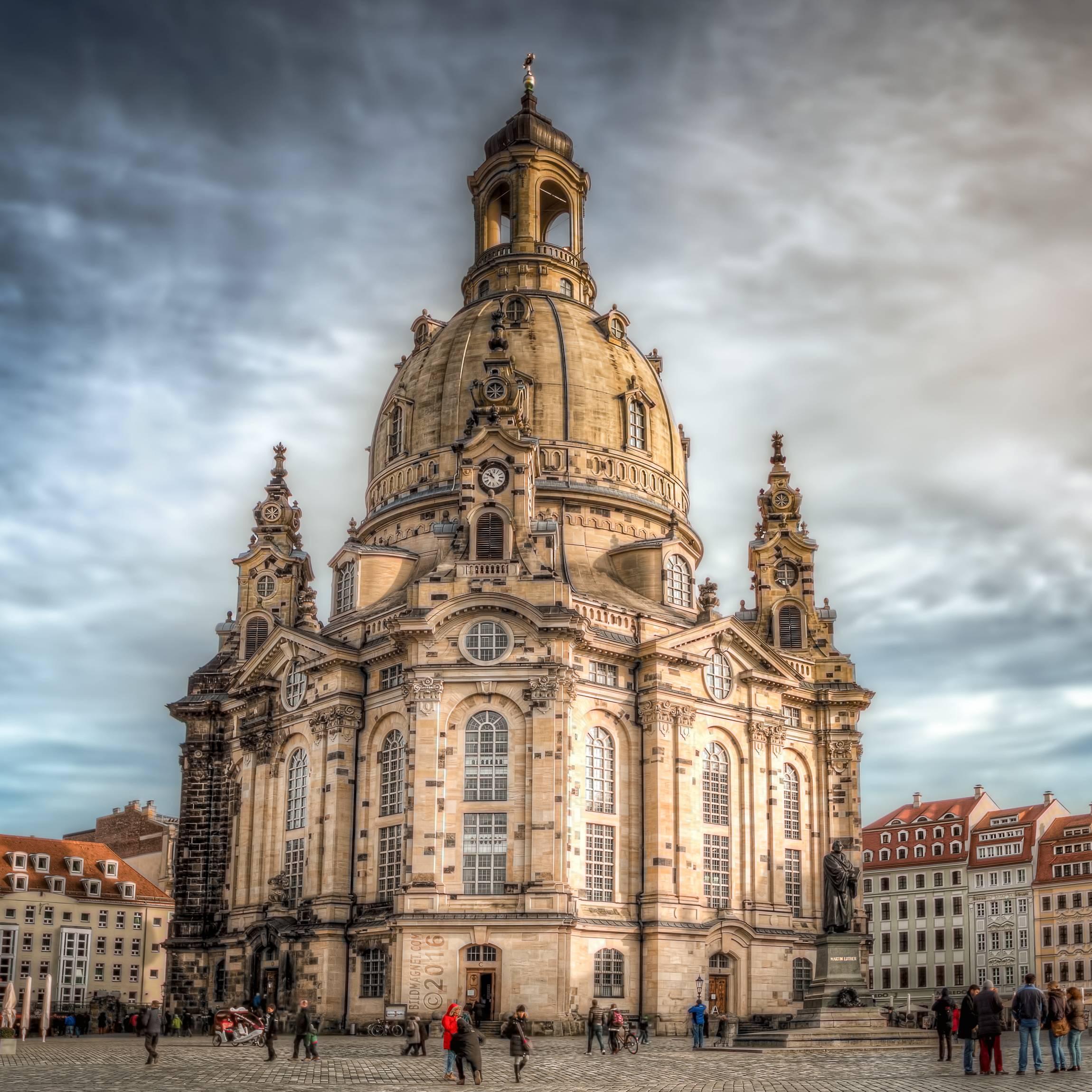 Дрезден за один день: маршрут прогулки по историческому центру