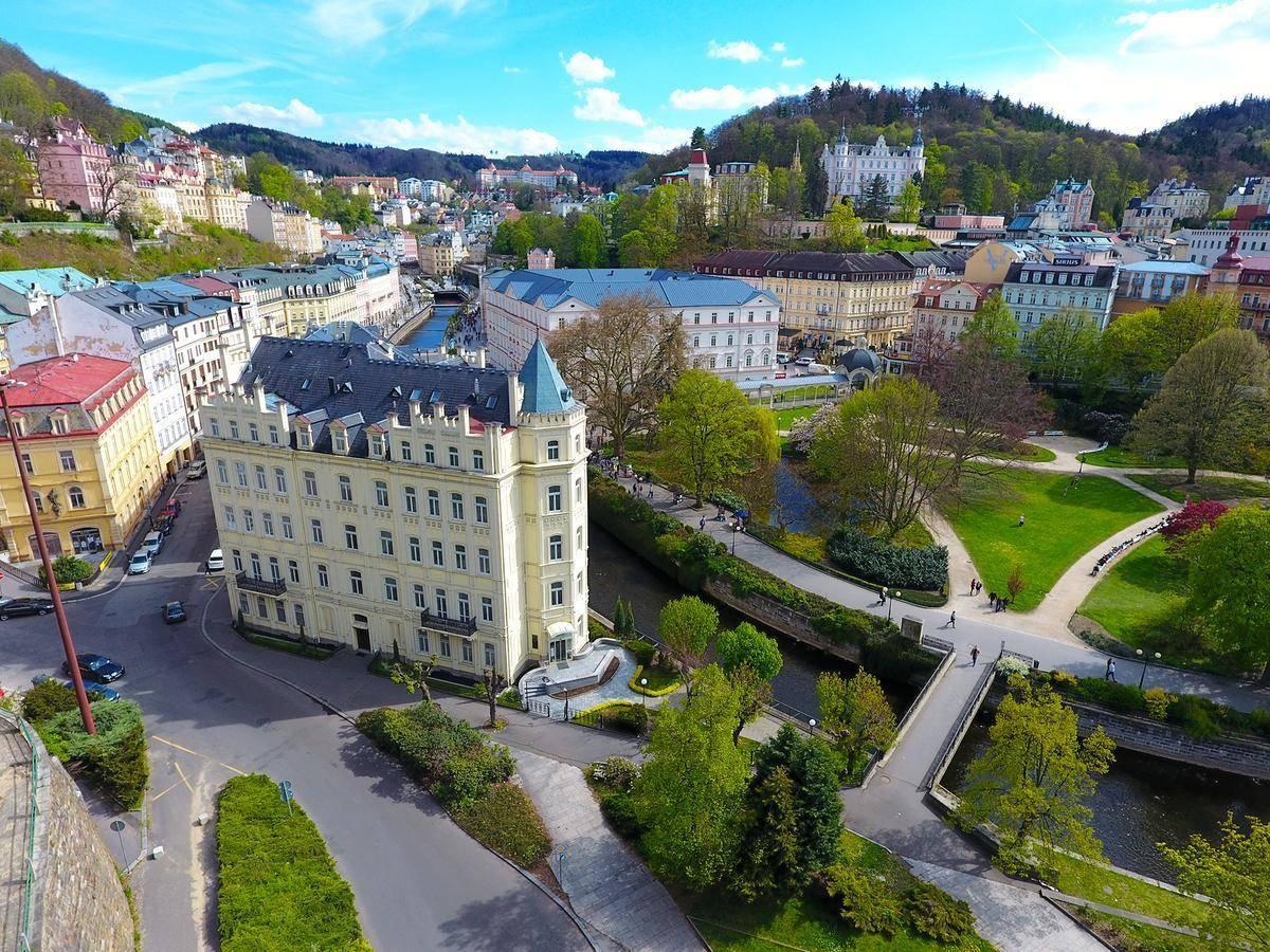 Популярные города и курорты чехии