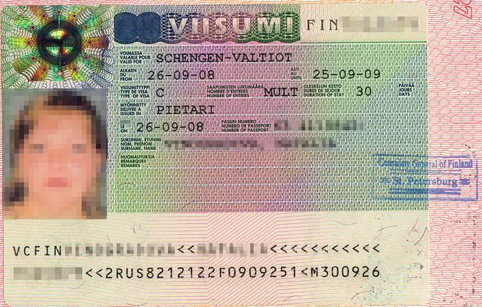 Как получить многократную визу в финляндию  в 2021 году