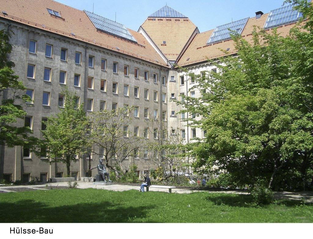 Дрезденский технический университет • ru.knowledgr.com