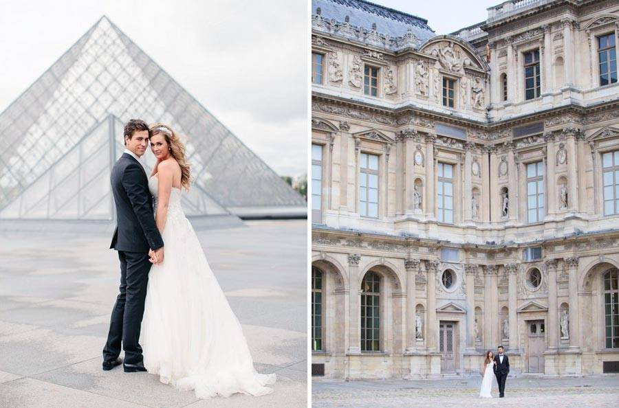 Французские свадебные традиции