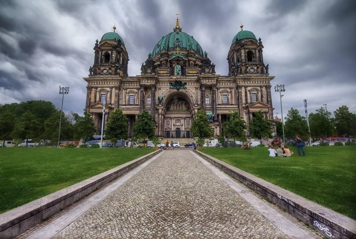 Немецкий собор в берлине - история, архитектура и описание, как добраться