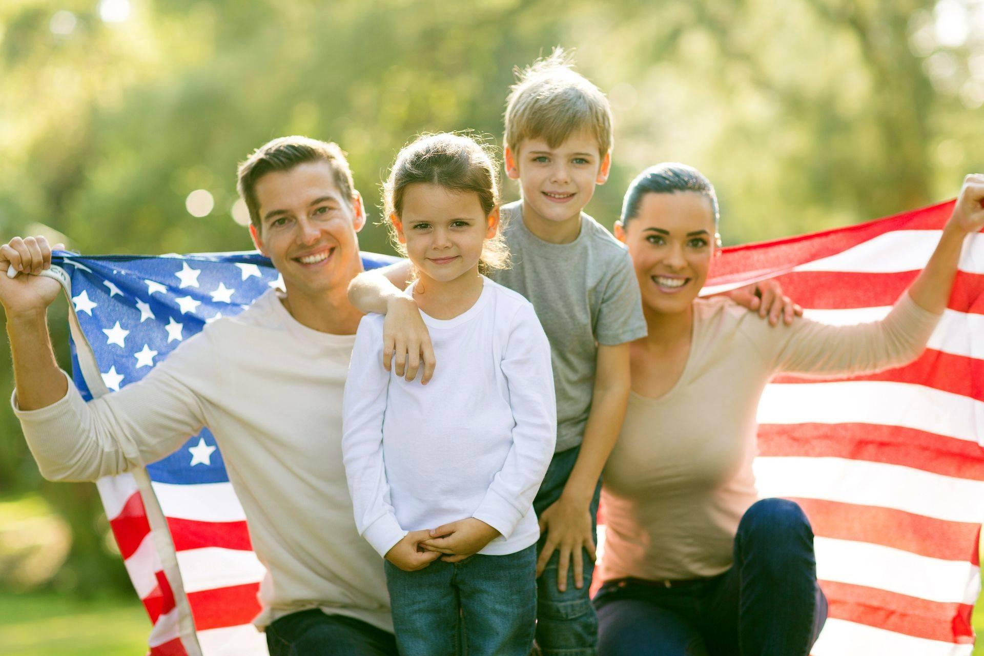 Иммиграция по линии родственников в США