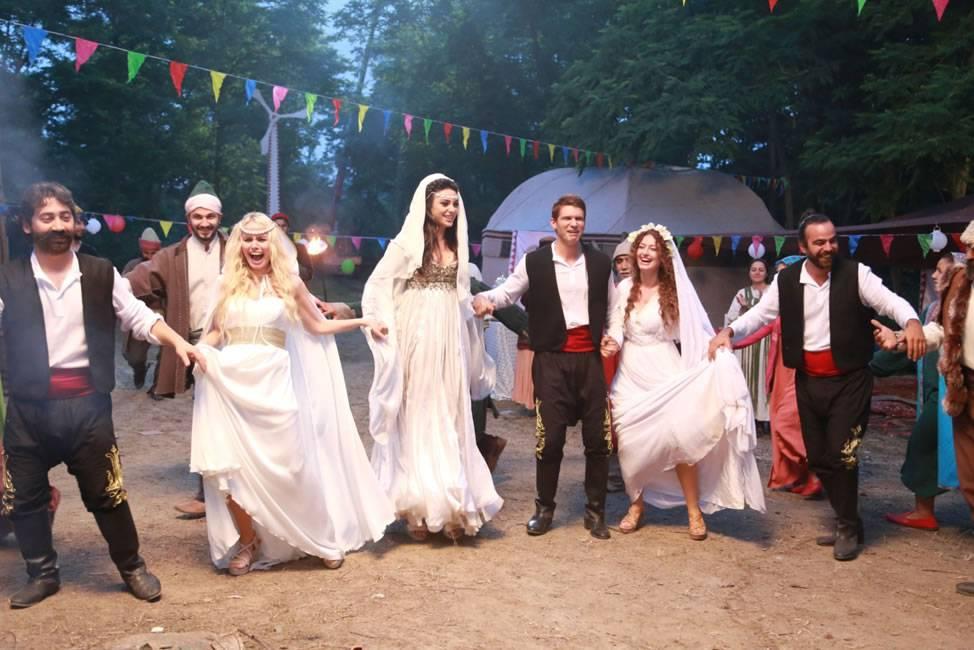 Турецкая свадьба: обряды, обычаи и традиции