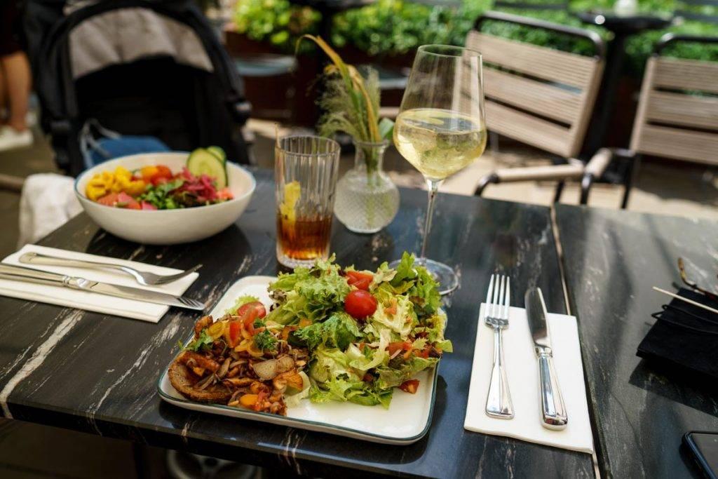 Где поесть в берлине: обзор популярных заведений города