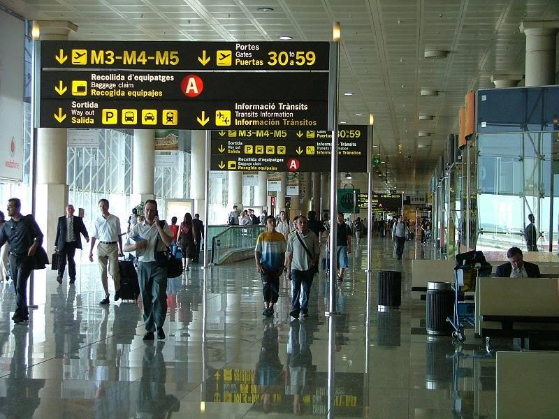 Обзор аэропорта барселоны эль-прат