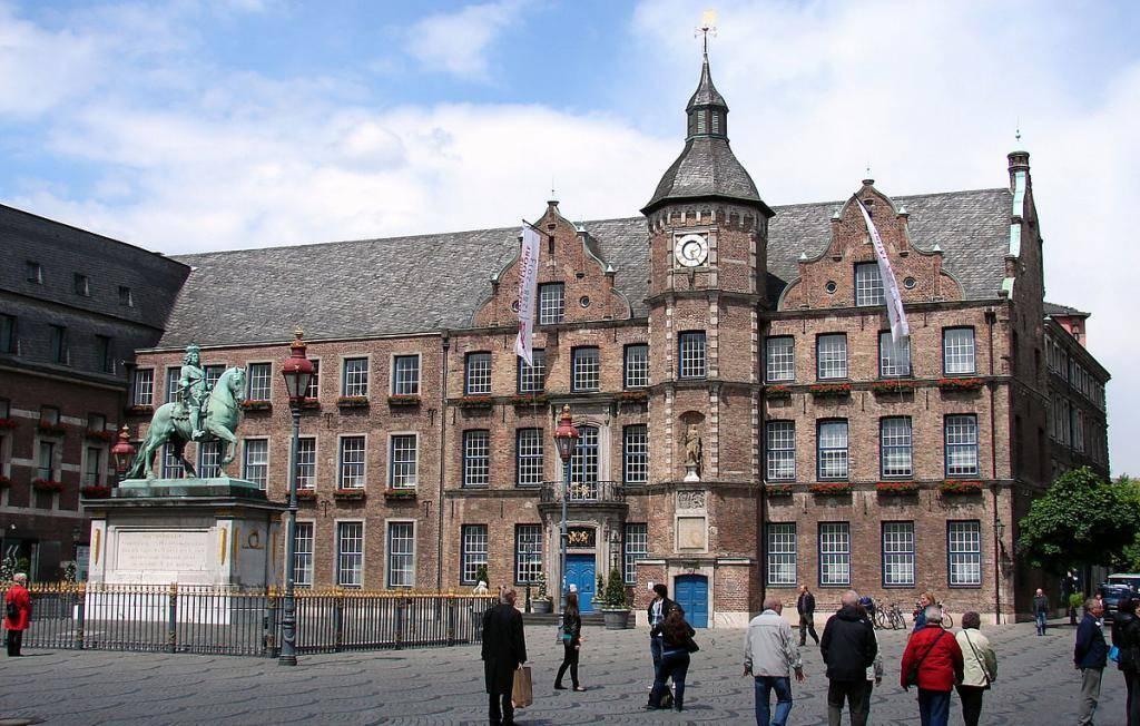 7 мест, которые необходимо посетить в дюссельдорфе