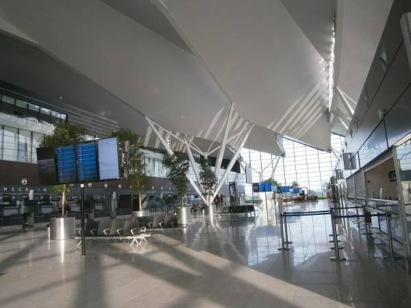 Гданьский аэропорт имени леха валенсы