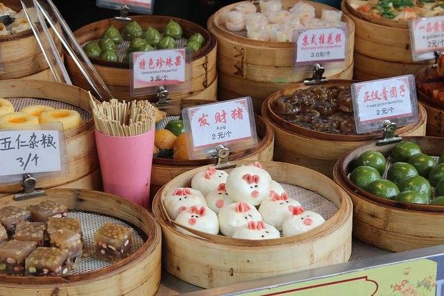 Цены на еду китае в гуанчжоу в кафе и ресторанах