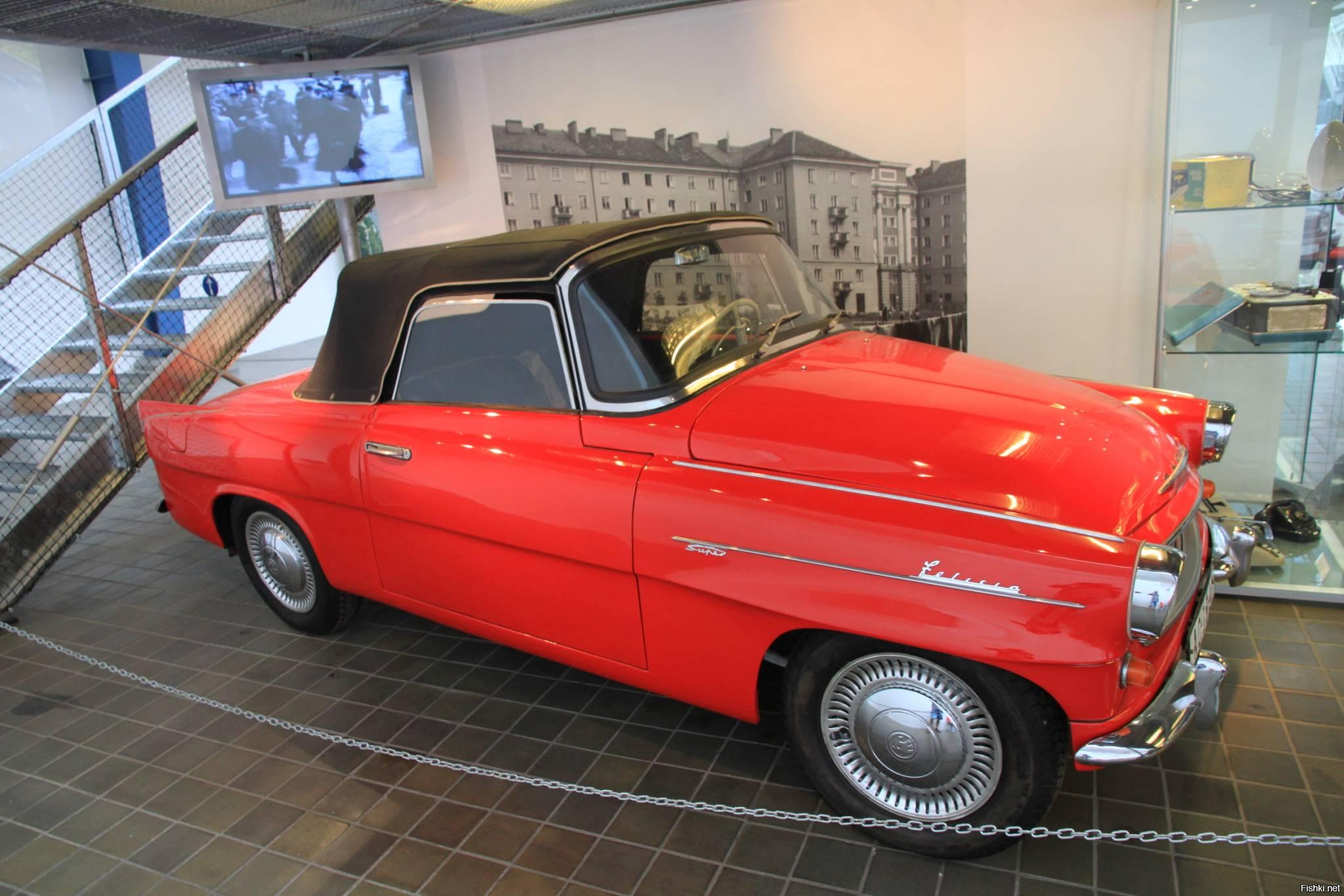 История и наши дни автомобилестроения чехии