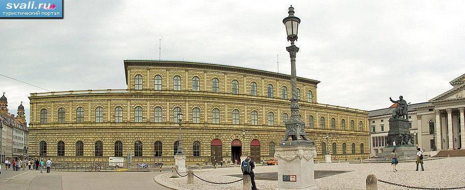 Мюнхенская резиденция: история, описание, часы работы