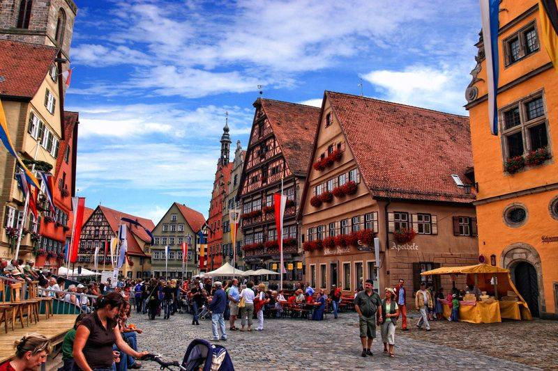 Германия: самостоятельная поездка