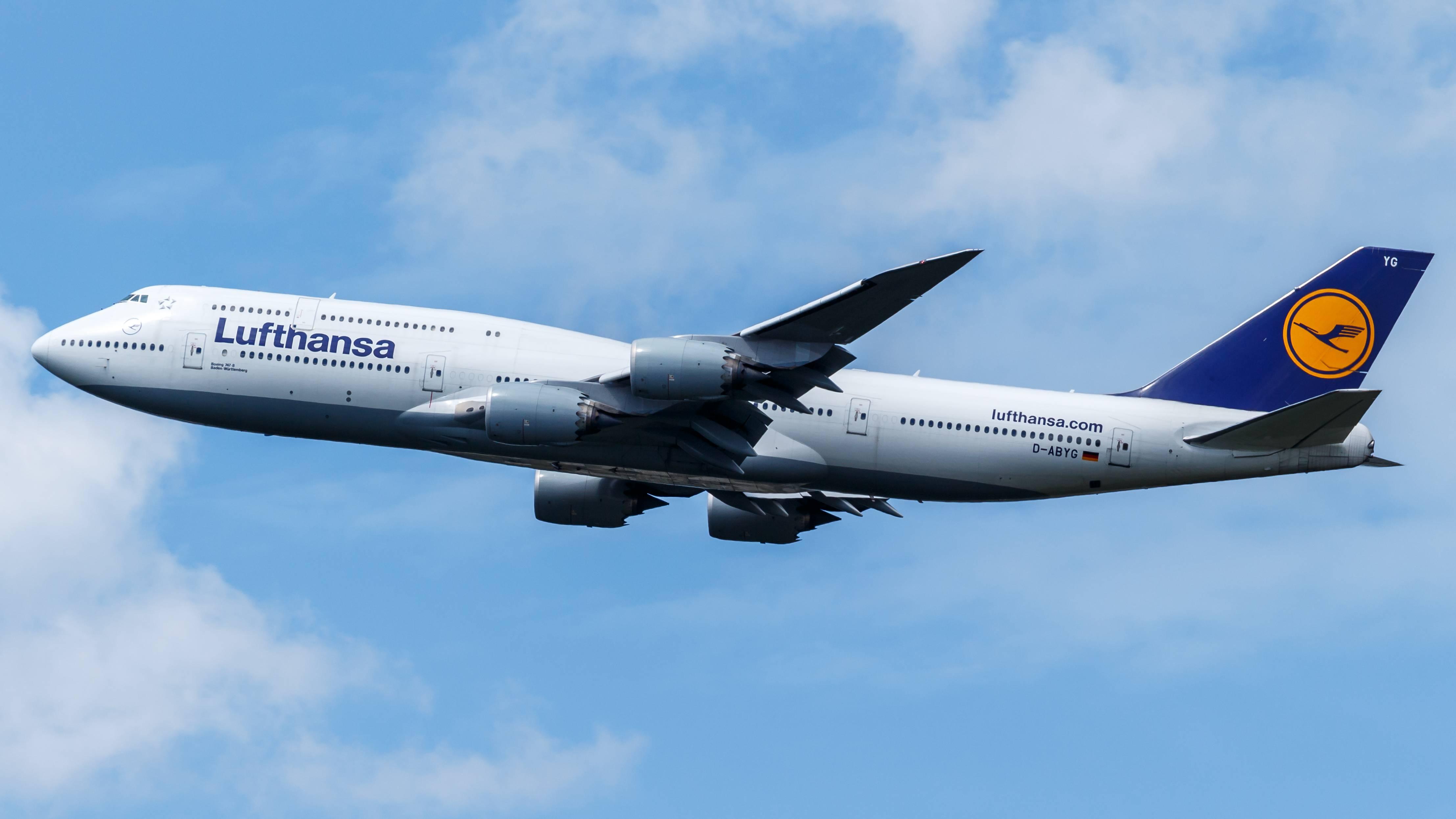 Дешевые авиабилеты авиакомпании lufthansa