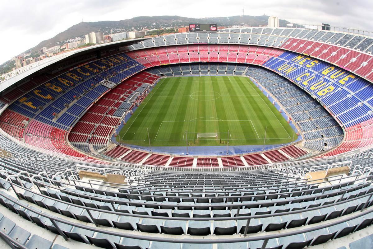 Стадионы испании: самые знаменитые футбольные арены