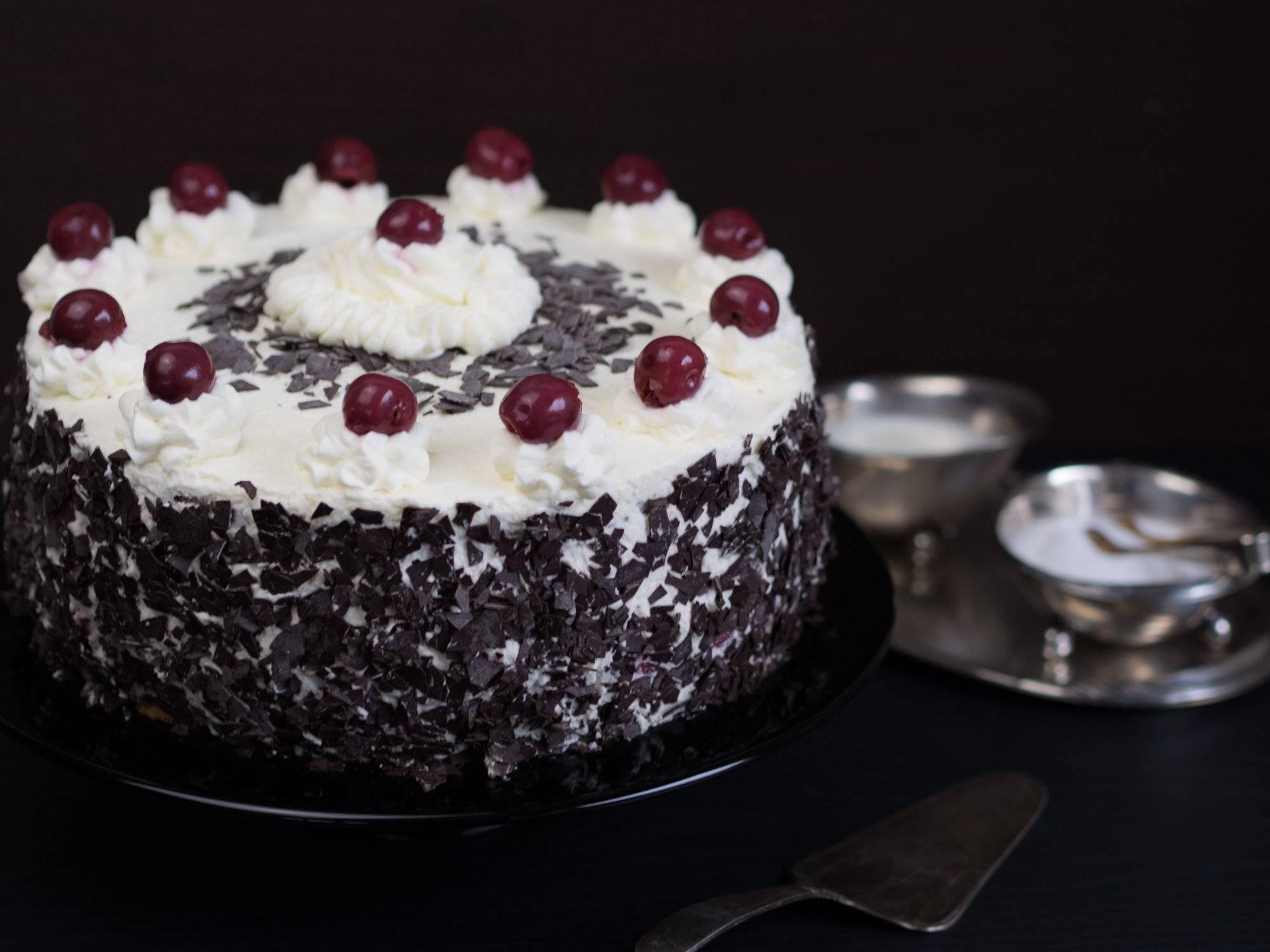 Шварцвальдский вишневый торт: секреты приготовления - будет вкусно! - медиаплатформа миртесен