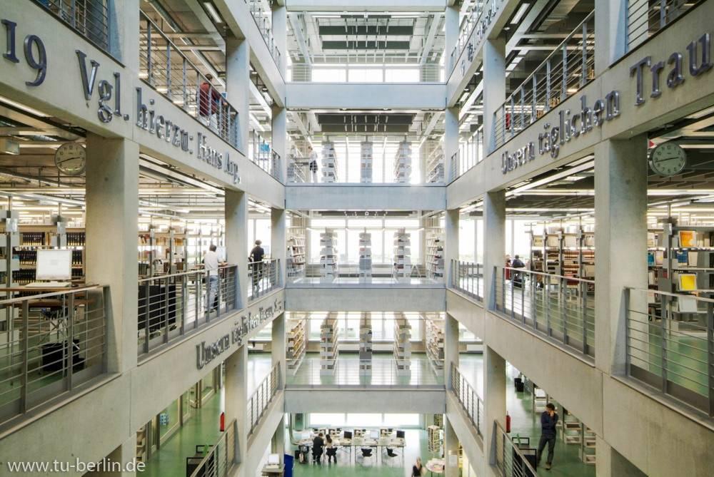 Берлинский технический университет — википедия. что такое берлинский технический университет