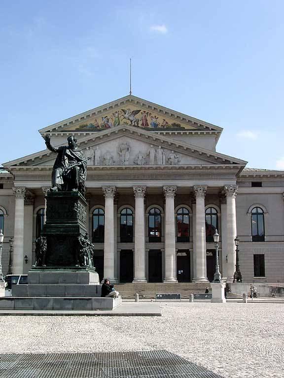 Венская государственная опера: история, фото, репертуар
