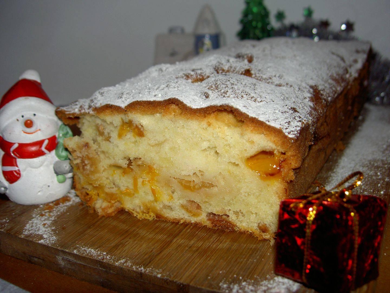 Рождественский штоллен: пошаговый рецепт классического рождественского кекса из муки, цукатов, сливочного масла с сахарной пудрой