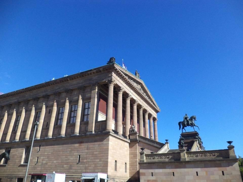 Музей пергамон – самый популярный музей берлина