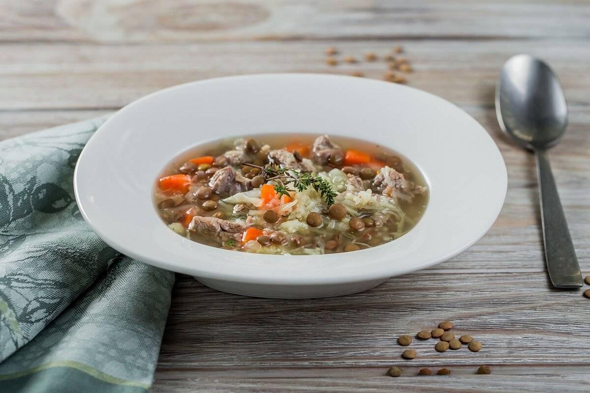 Топ 5 самых популярных супов в немецкой кухне.