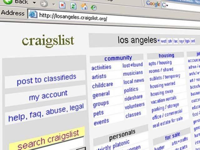 Что такое craigslist?