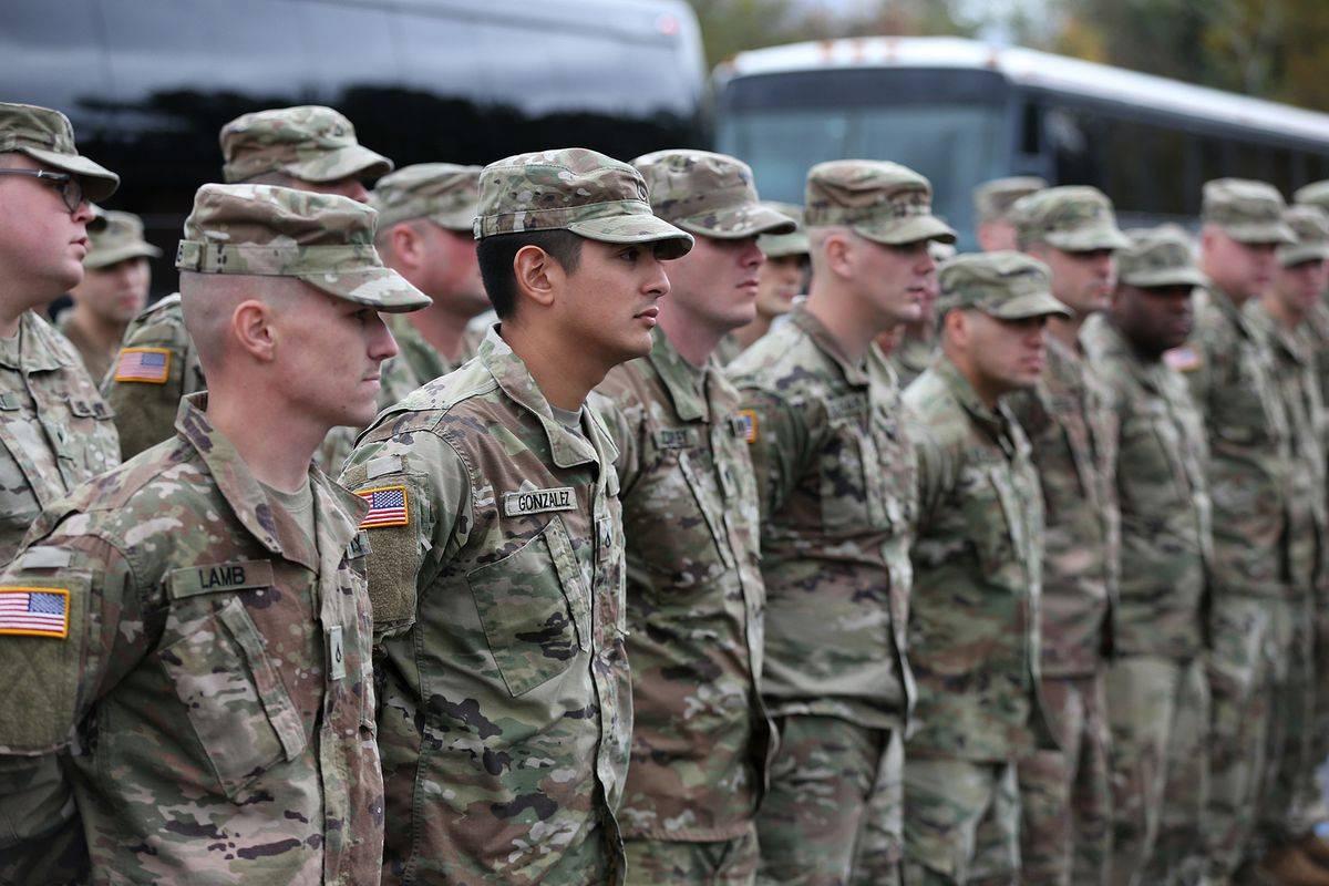 Сколько платят в армии сша в соответствии с рангом