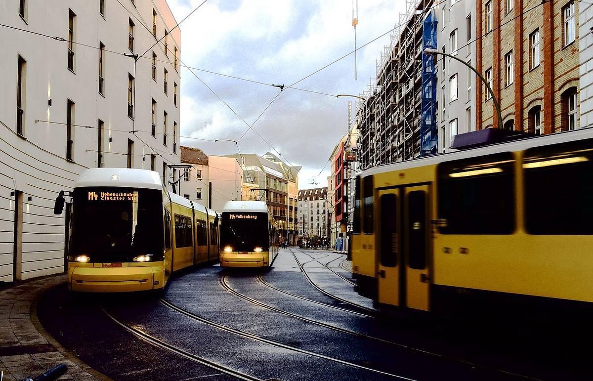 Общественный транспорт в мюнхене 2021 — метро, автобусы, такси