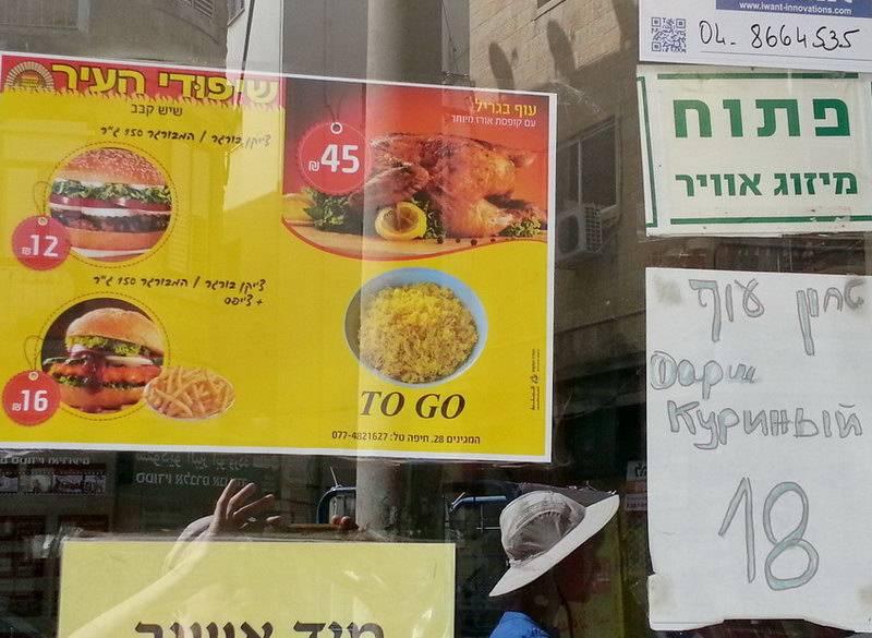 Цены на еду и продукты в израиле — 2021