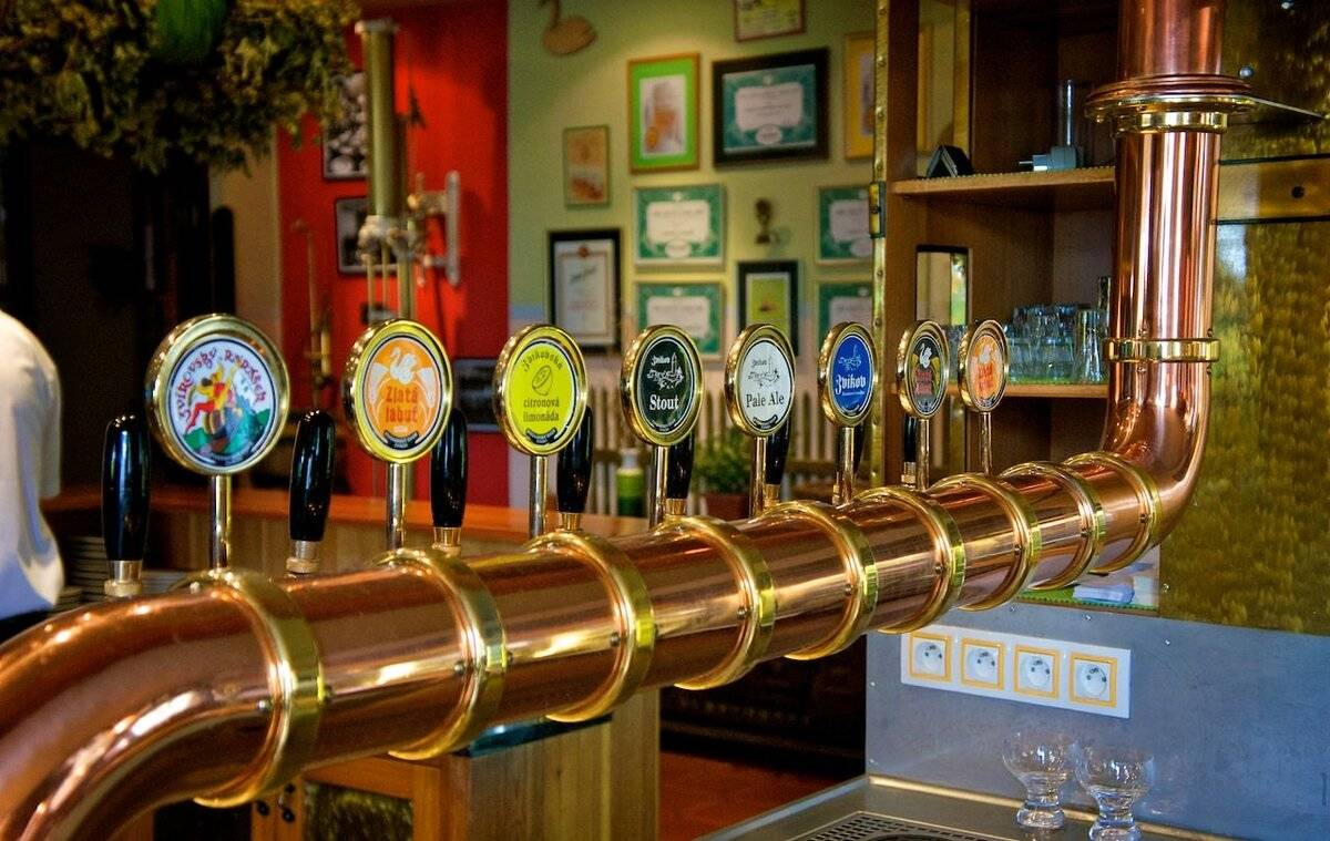 Старейшие пивоварни мира