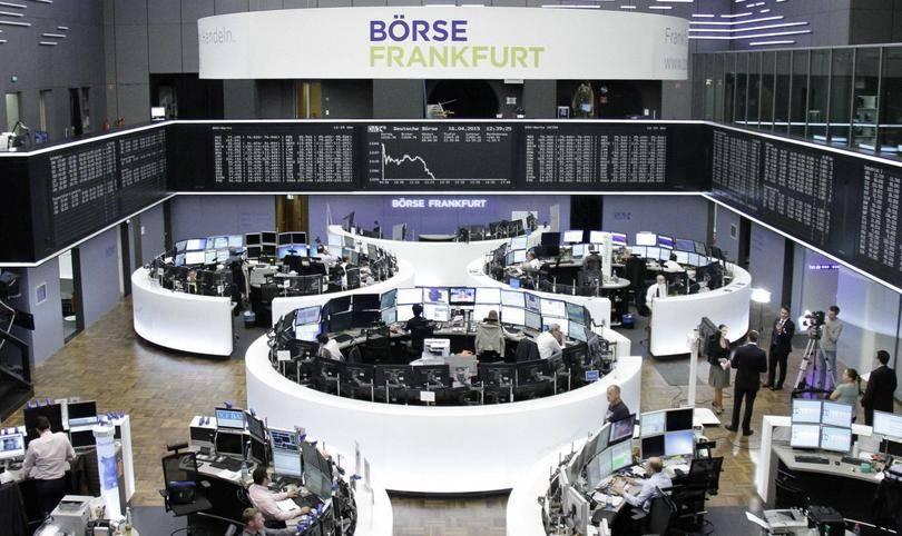 Акции германии на фондовом рынке